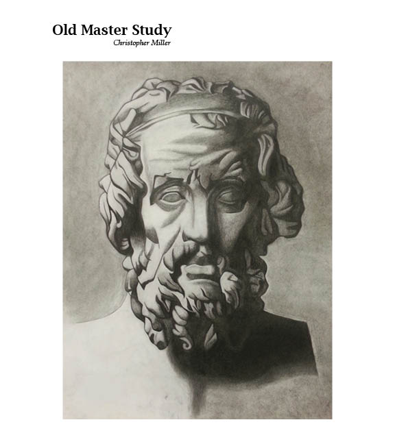 Old Master Study-Christopher Miller